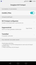 Huawei Huawei P9 Lite (Model VNS-L11) - WiFi - Mobiele hotspot instellen - Stap 11