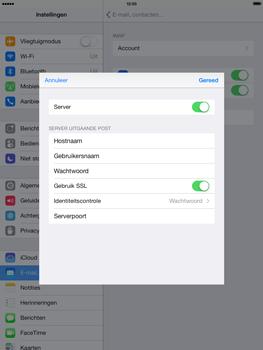 Apple iPad 4th generation iOS 7 - E-mail - e-mail instellen: IMAP (aanbevolen) - Stap 19