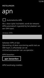 Samsung I8750 Ativ S - Internet - handmatig instellen - Stap 6