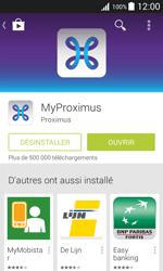 Samsung J100H Galaxy J1 - Applications - MyProximus - Étape 10