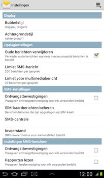 Samsung P3100 Galaxy Tab 2 7-0 - SMS en MMS - Handmatig instellen - Stap 5