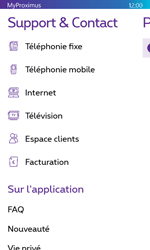 Microsoft Lumia 435 - Applications - MyProximus - Étape 23