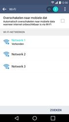 LG G4c (H525N) - WiFi - Handmatig instellen - Stap 10