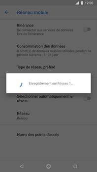 Nokia 8 Sirocco - Réseau - Sélection manuelle du réseau - Étape 10