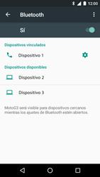 Motorola Moto G 3rd Gen. (2015) (XT1541) - Bluetooth - Conectar dispositivos a través de Bluetooth - Paso 8