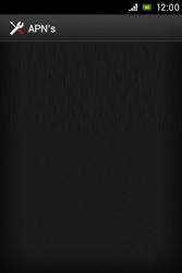 Sony ST21i Xperia Tipo - Internet - Handmatig instellen - Stap 9