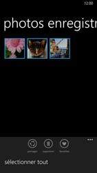 Nokia Lumia 930 - Photos, vidéos, musique - Envoyer une photo via Bluetooth - Étape 8