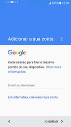 Samsung Galaxy A3 (2017) - Primeiros passos - Como ligar o telemóvel pela primeira vez -  11
