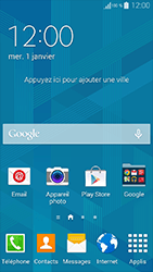 Samsung Galaxy Alpha - Applications - Télécharger des applications - Étape 1