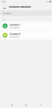 Samsung galaxy-j4-plus-dual-sim-sm-j415fn-android-pie - Contacten en data - Contacten kopiëren van SIM naar toestel - Stap 9