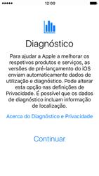 Apple iPhone SE iOS 10 - Primeiros passos - Como ligar o telemóvel pela primeira vez -  22