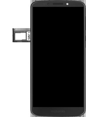 Motorola Moto G6 Play - Primeiros passos - Como inserir o chip da Nextel no seu celular - Etapa 6