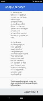Sony xperia-10-I4113 - Applicaties - Account aanmaken - Stap 20