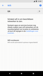 Google Pixel 2 - WiFi en Bluetooth - Handmatig instellen - Stap 6