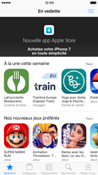 Apple Apple iPhone 7 - iOS features - Supprimer et restaurer les applications iOS par défaut - Étape 7