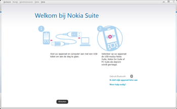 Nokia 216 - Software - PC-software installeren - Stap 8