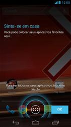 Motorola Moto X - Primeiros passos - Como ativar seu aparelho - Etapa 11