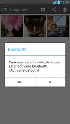 LG Optimus L9 - Bluetooth - Transferir archivos a través de Bluetooth - Paso 9