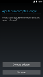 Huawei Ascend G6 - Applications - Créer un compte - Étape 3