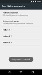 Wiko Rainbow Jam - Dual SIM - Netwerk - Handmatig een netwerk selecteren - Stap 11