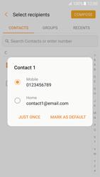 Samsung A520 Galaxy A5 (2017) - Mms - Sending a picture message - Step 5