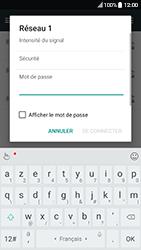 HTC 10 - Android Nougat - Wi-Fi - Se connecter à un réseau Wi-Fi - Étape 8