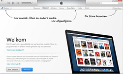 Apple iPad 4th generation (Retina) met iOS 7 - Software - PC-software installeren - Stap 7