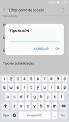 Samsung Galaxy A5 (2017) - Internet no telemóvel - Configurar ligação à internet -  14