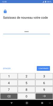 Sony Xperia XZ3 - Sécurité - activéz le code PIN de l'appareil - Étape 10
