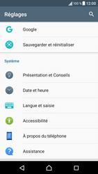 Sony Xperia X - Réseau - Installation de mises à jour - Étape 5