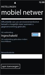 Nokia Lumia 800 - Internet - handmatig instellen - Stap 6