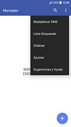 HTC 10 - Mensajería - Configurar el equipo para mensajes de texto - Paso 6