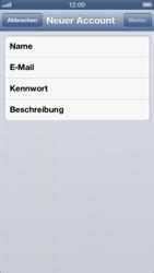 T Online Email Iphone  Einrichten