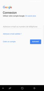 Samsung Galaxy S9 - E-mails - Ajouter ou modifier votre compte Gmail - Étape 9