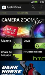 HTC T328e Desire X - Applications - Télécharger des applications - Étape 18