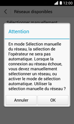 Huawei Ascend Y330 - Réseau - utilisation à l'étranger - Étape 10