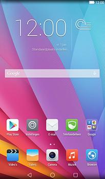 Huawei MediaPad T1 (7.0) - WiFi en Bluetooth - Handmatig instellen - Stap 2