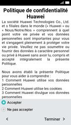 Huawei Y5 - Premiers pas - Créer un compte - Étape 23