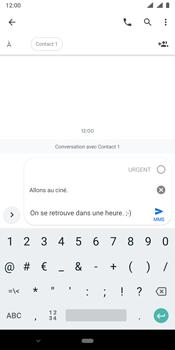 Nokia 9 - MMS - envoi d'images - Étape 11