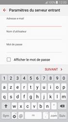 Samsung J500F Galaxy J5 - E-mail - Configuration manuelle - Étape 8