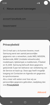 Samsung galaxy-s10-dual-sim-sm-g973f - E-mail - 032c. Email wizard - Outlook - Stap 14