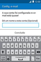 Samsung Galaxy Young II - Email - Adicionar conta de email -  10