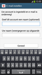Samsung I9195 Galaxy S IV Mini LTE - E-mail - Account instellen (IMAP met SMTP-verificatie) - Stap 16