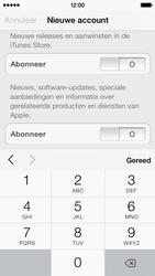 Apple iPhone 5c - Applicaties - Account aanmaken - Stap 16