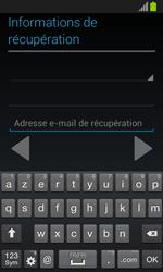 Samsung Galaxy S2 - Premiers pas - Créer un compte - Étape 19