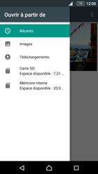 Sony E5823 Xperia Z5 Compact - MMS - Envoi d