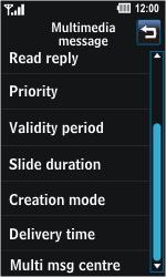 LG GD510 Pop - Mms - Manual configuration - Step 15