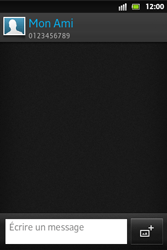 Sony ST27i Xperia Go - MMS - envoi d'images - Étape 8