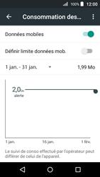 Acer Liquid Z320 - Internet - Configuration manuelle - Étape 5