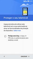 LG K8 - Primeiros passos - Como ativar seu aparelho - Etapa 18